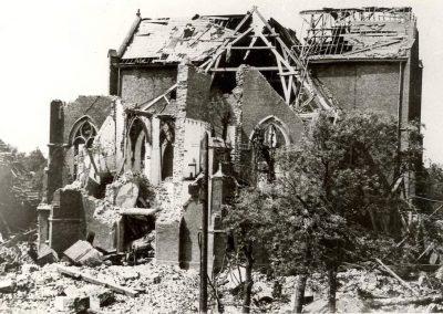 Verwoeste kerken