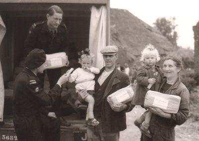 Voedselpakketten 1945